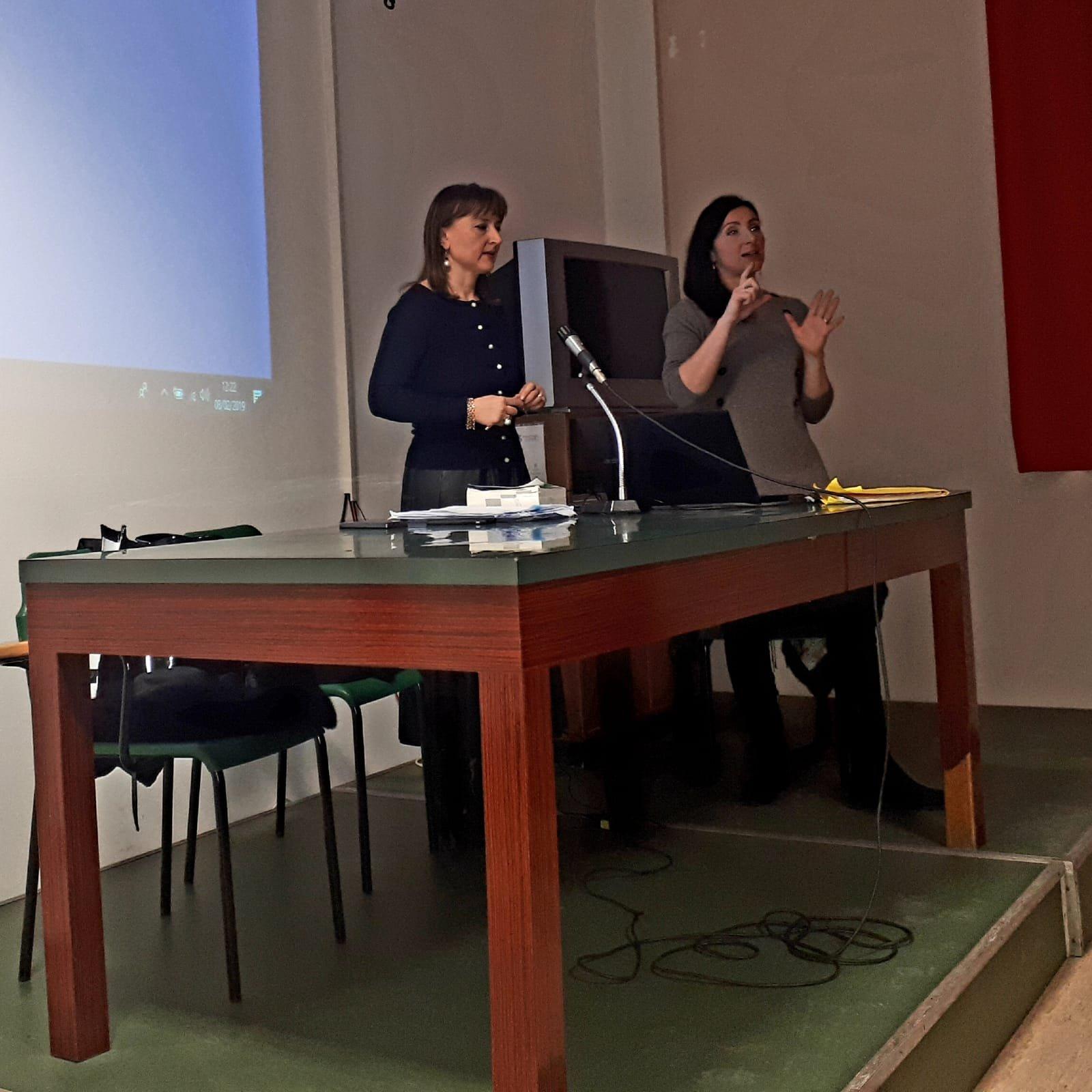 Tribunale Pavia: Centro Per La Promozione Della Legalità